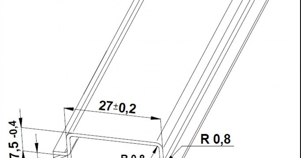din rail ts 35x7 5